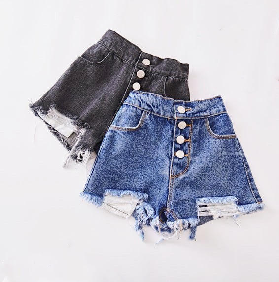Denim Shorties