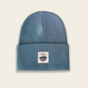 Alpine Beanie - Light Blue