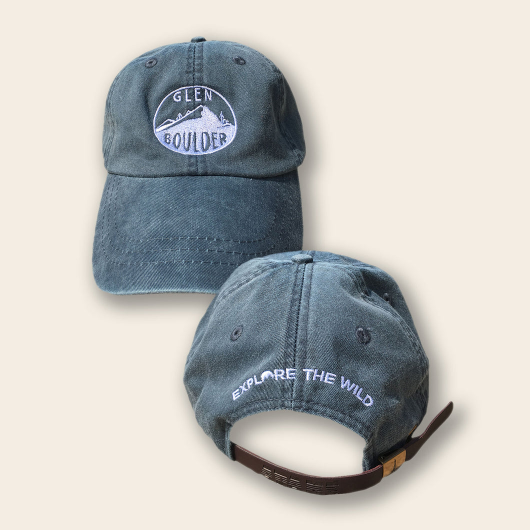 Glen Boulder Original Hat - Midnight Blue