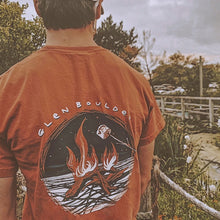 Load image into Gallery viewer, Bonfire Bliss Tee - Burnt Orange