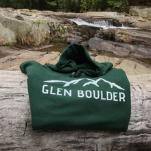Load image into Gallery viewer, Ridgeline Hoodie - Forest Green