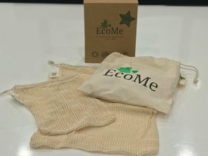 Cotton produce bags – why should we choose organic?