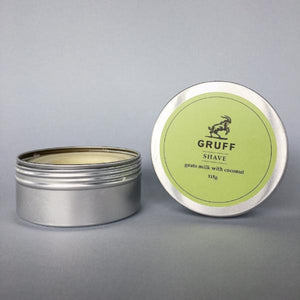 GRUFF Shave Soap