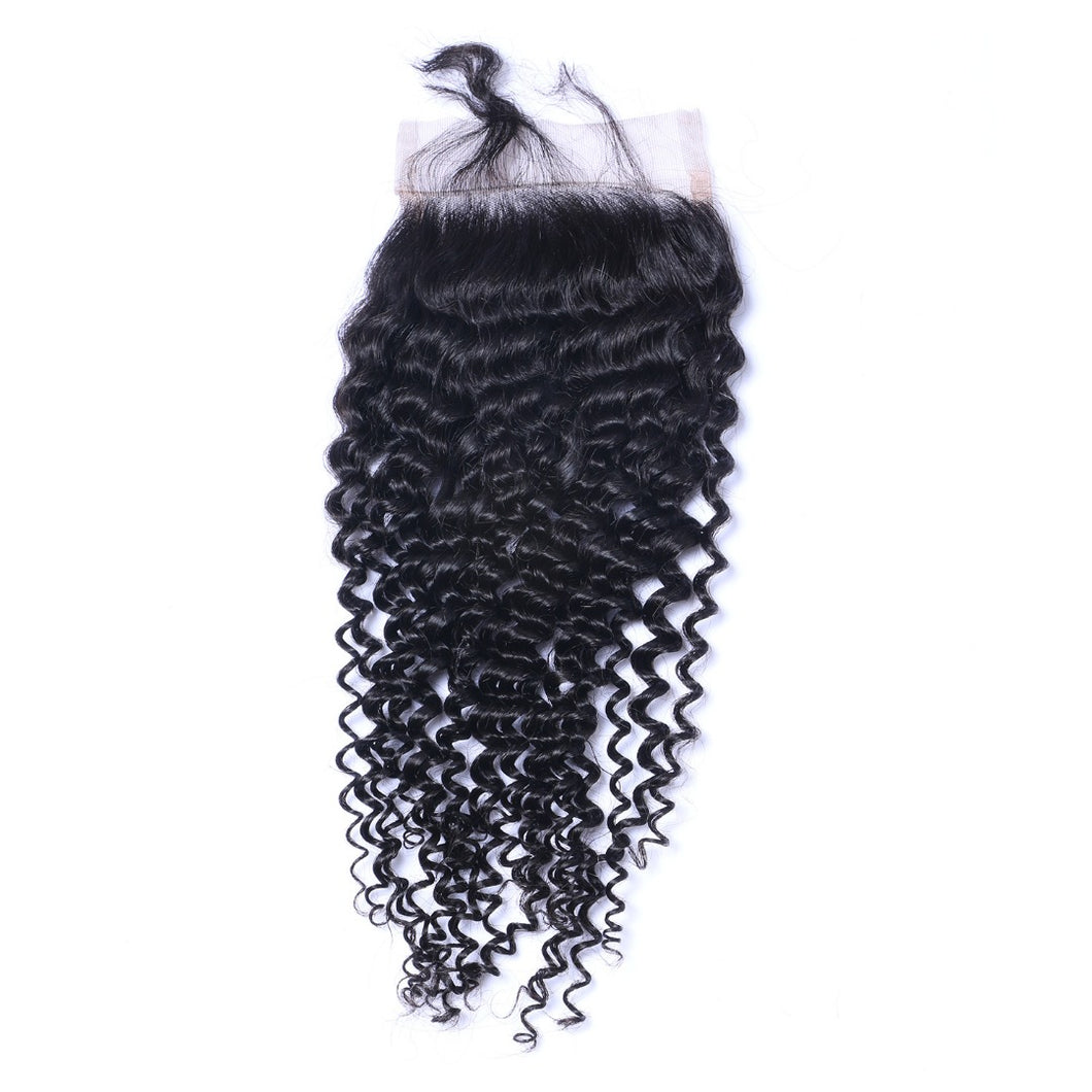 Kinky Curly 13*4 Brazilian Closure
