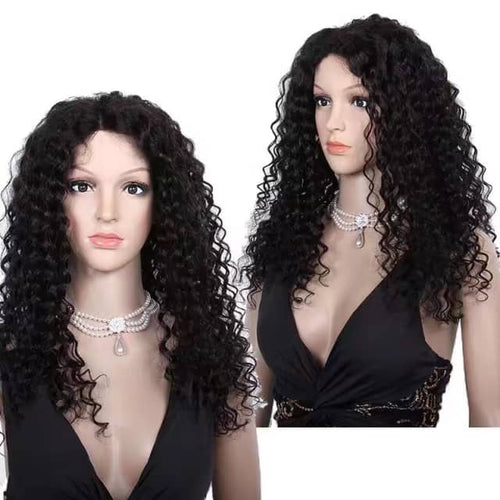 Loose Curly 360 Lace Frontal Wig