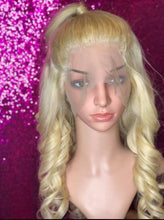 Load image into Gallery viewer, 613 Platinum Full Lace Wig