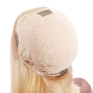 613 Platinum Full Lace Wig