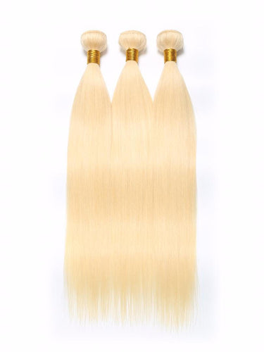 Blonde Brazilian Straight
