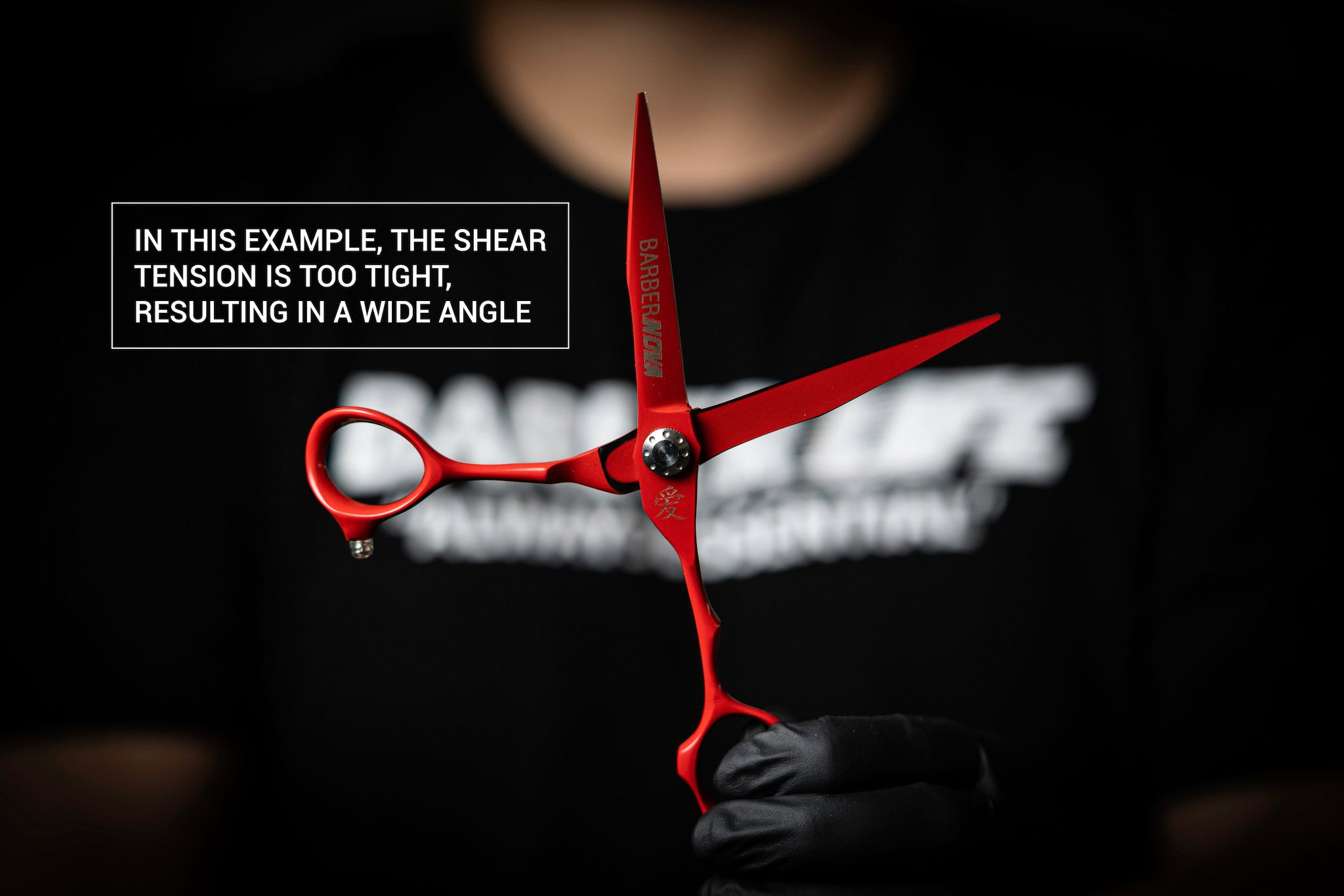 how to get the perfect shear tension, calibrating your shears