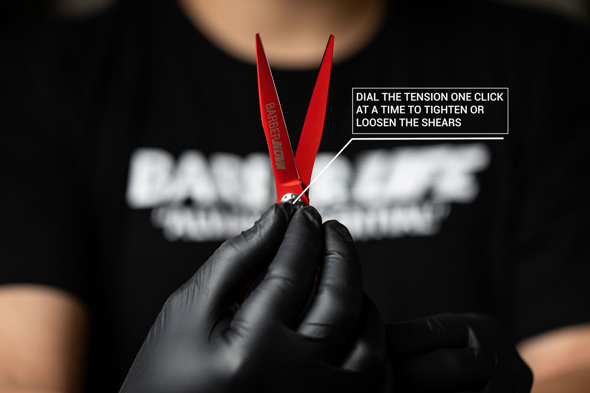 how to get the perfect shear tension, adjust the tension dial, calibrating your shears