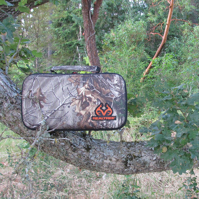 BOTIQUÍN REALTREE® DELUXE HARD SHELL FOAM 121 PIEZAS