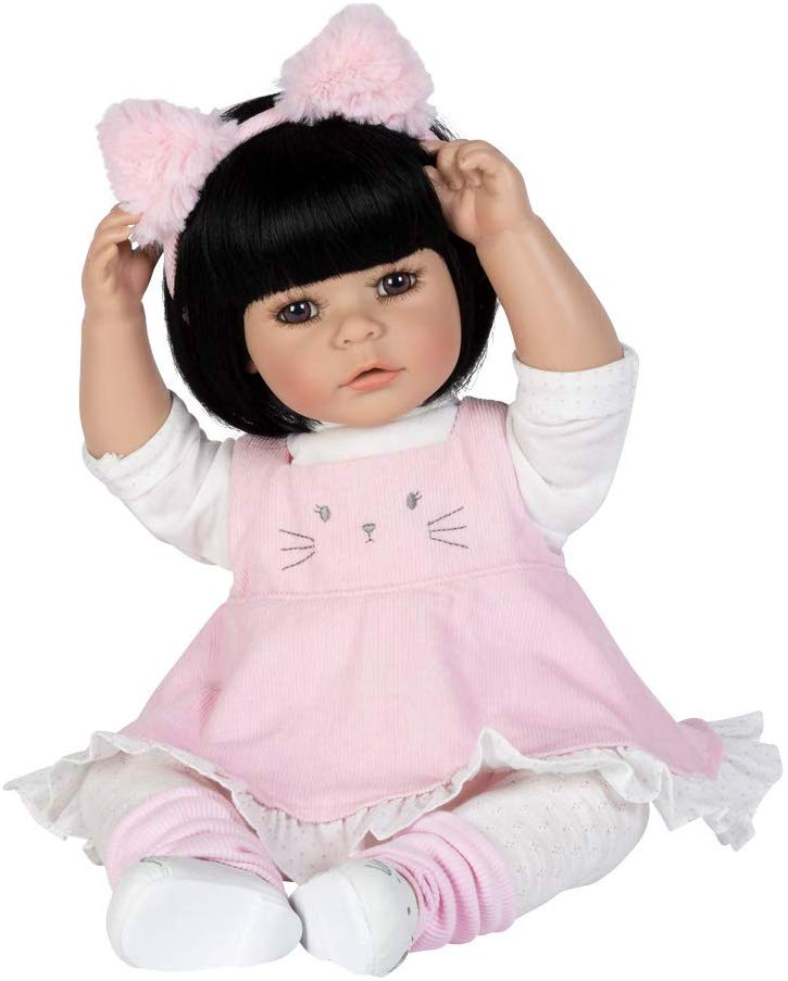 Adora ToddlerTime Doll Kitty Kat 20 inch