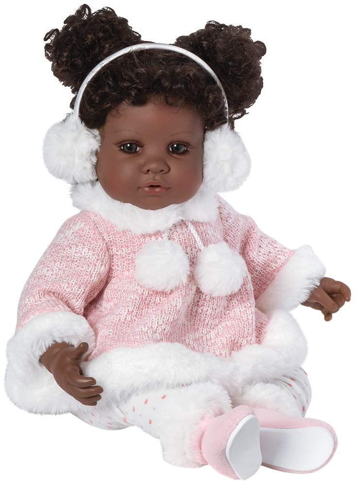 Adora  ToddlerTime Winter Dream, 20 inches Baby Doll