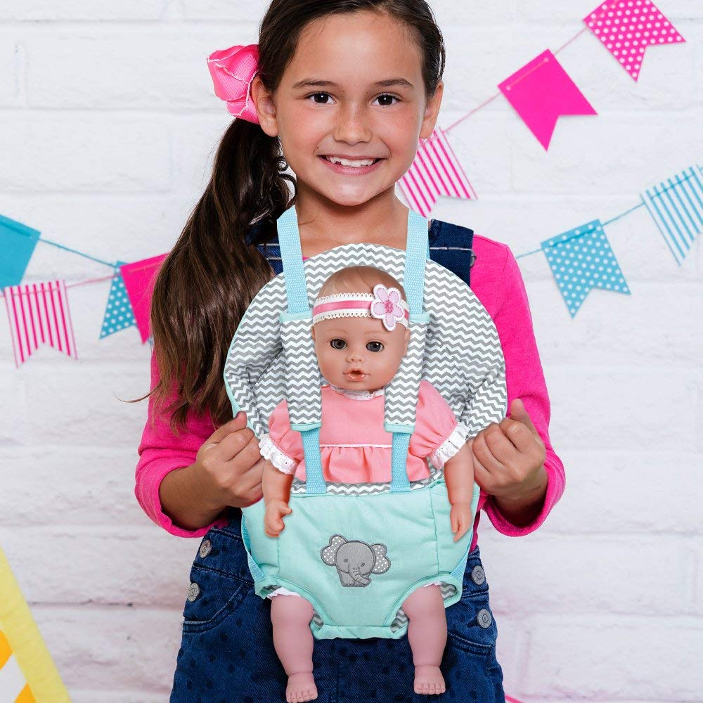 Adora Zig Zag Baby Doll Carrier Doll