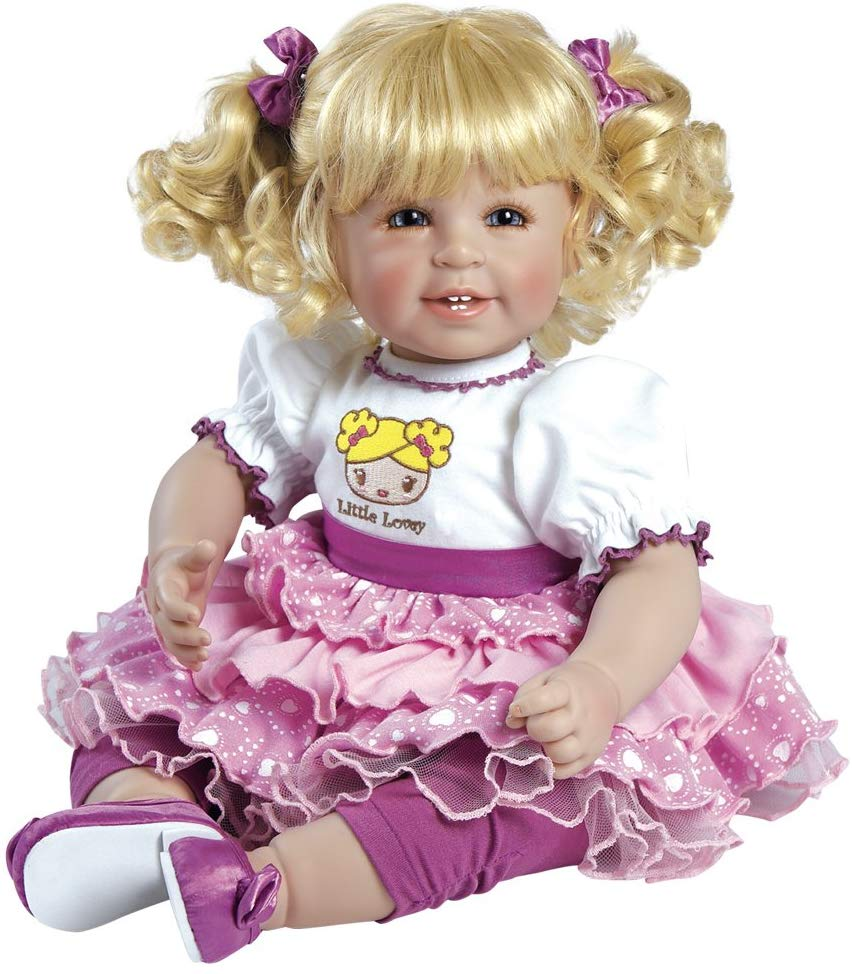 "Adora Toddler Little Lovey 20"" Girl"