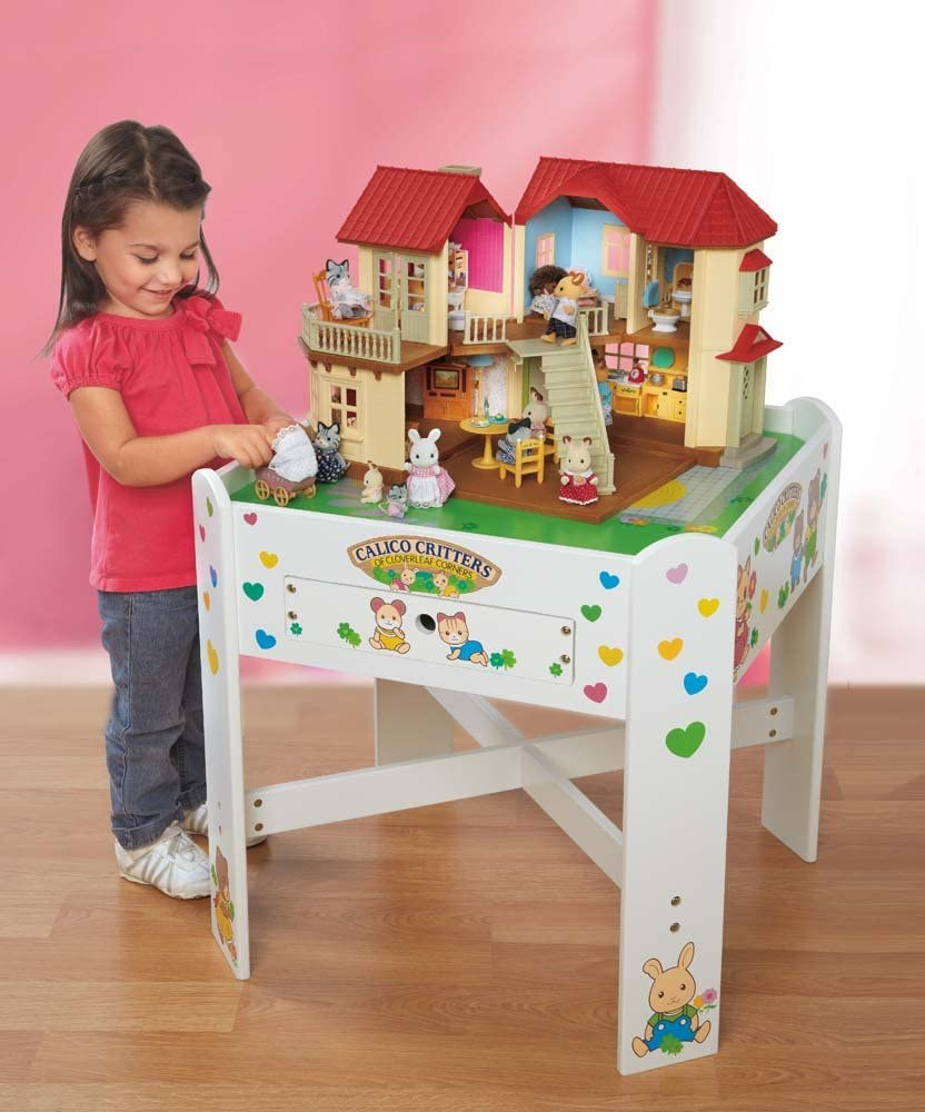 Calico Critter Play Table
