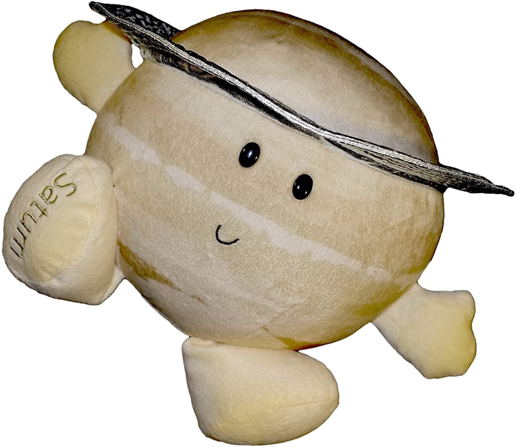 Celestial Buddies Saturn Plush