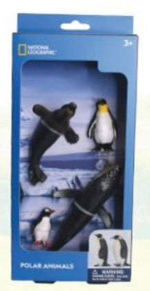 National Geographic Polar Animals 1608