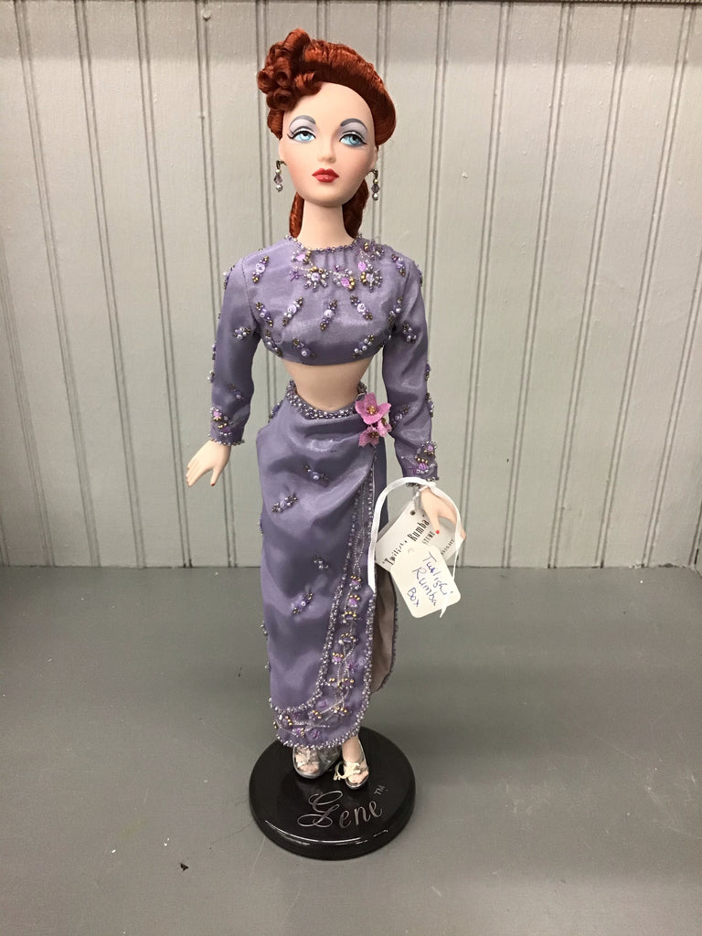 "Estate Gene ""Twilight Rumba"" Doll and Costume"