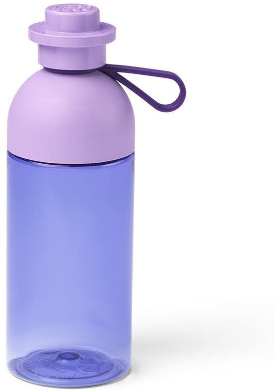 LEGO Drinking Bottle - Purple