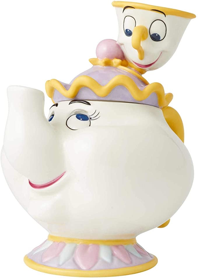 Disney Mrs. Potts Cookie Jar