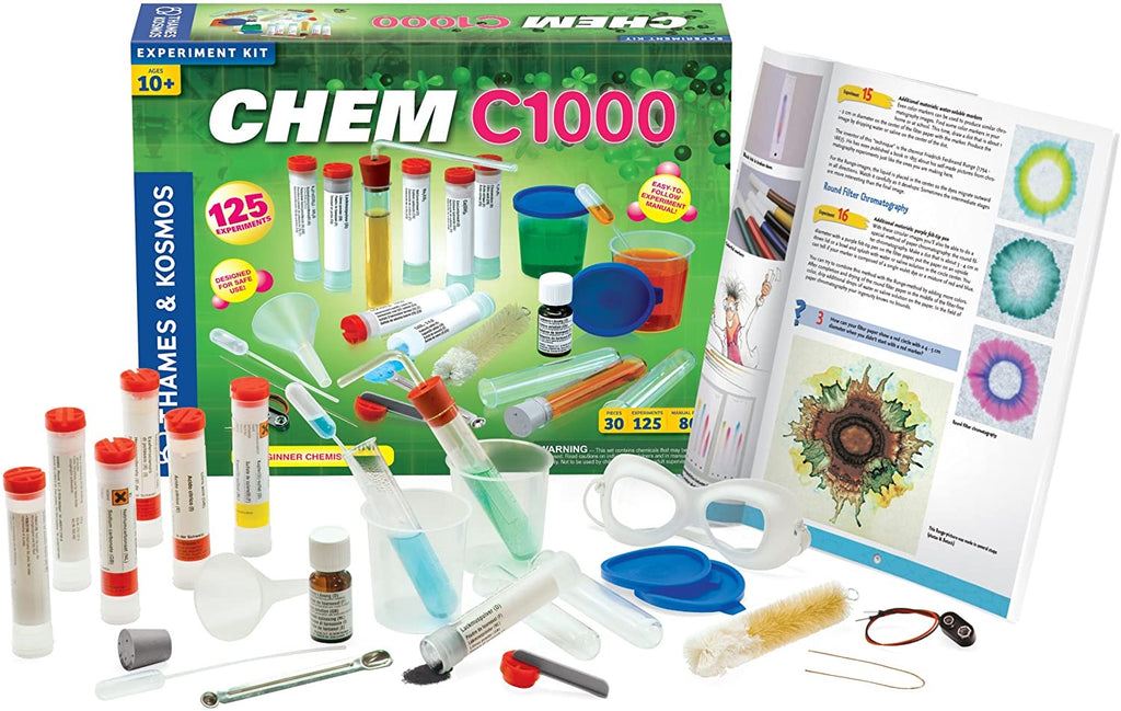 Chemisty C1000 Set
