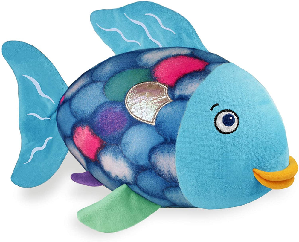 "Rainbow Fish 12"" Soft Toy"