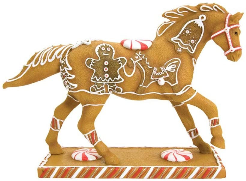 The Trail of Painted Ponies Gingerbread Pony