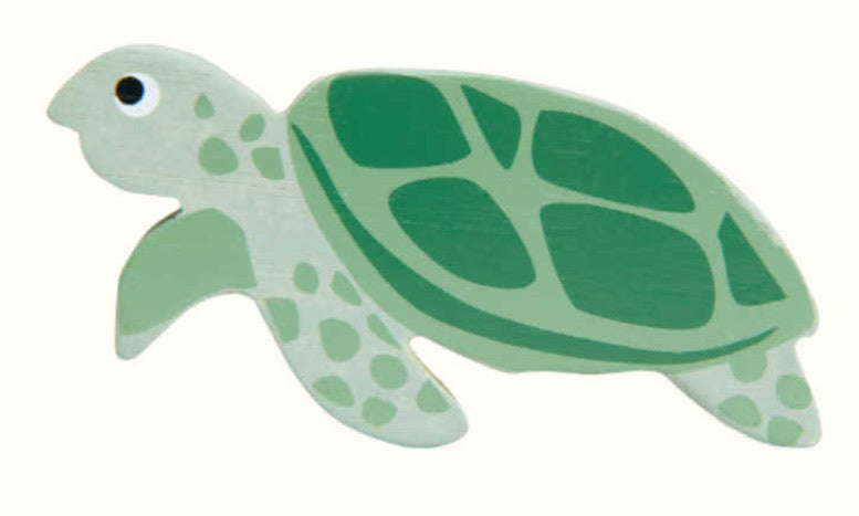 Tender Leaf Toys Coastal Sea Turtle