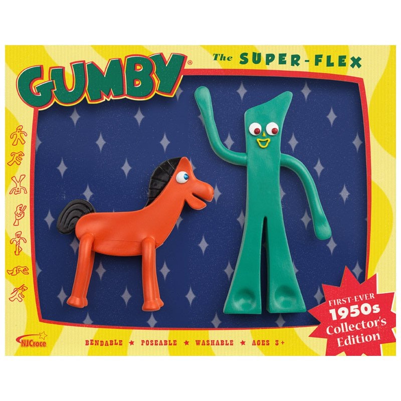 Gumby & Pokey Super-flex