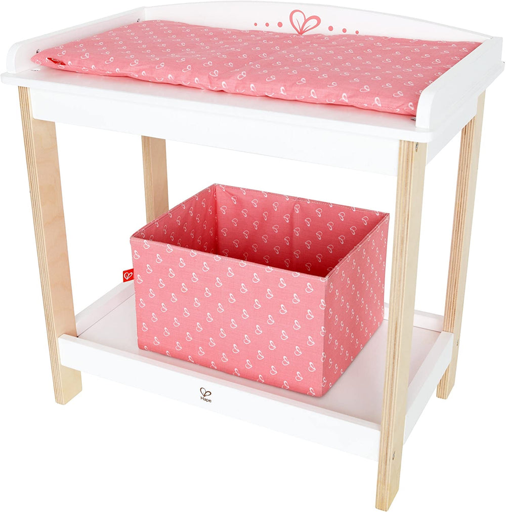 Wooden Doll Changing Table