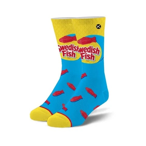 Swedish Fish Women's Crew Socks