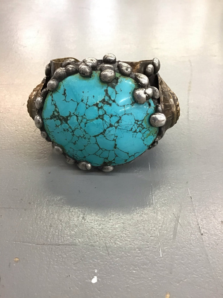 Art by Amy Turquoise Cuff - Art12