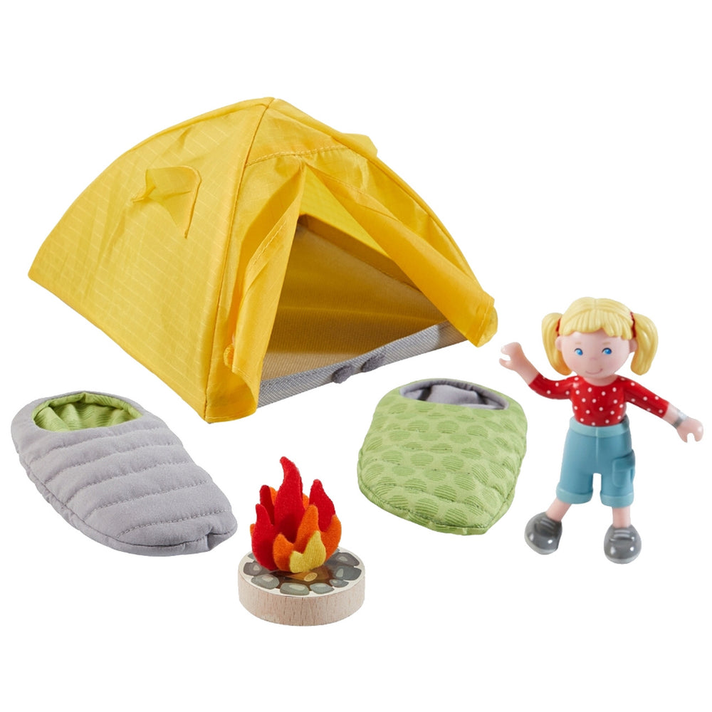 Little Friends Camp Tents Set