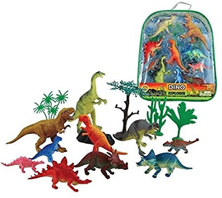 Dinosaur Explorer Backpack