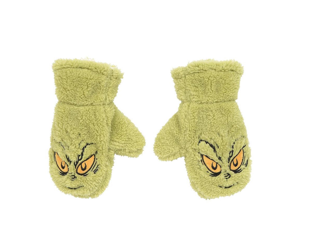 The Grinch Mittens
