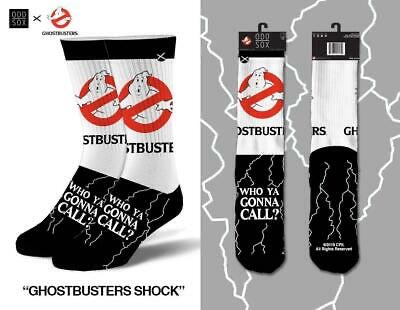 Ghostbusters Shock Crew Sock