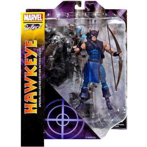 Hawkeye Marvel Select Figure