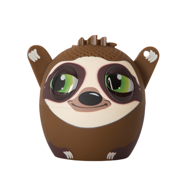 SLOW JAM the Sloth! Pet Audio Speaker