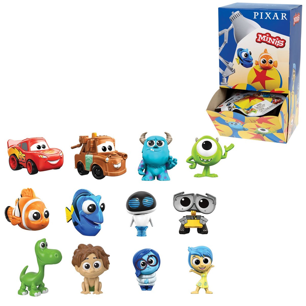 Pixar: Mini Figure Blind Pack