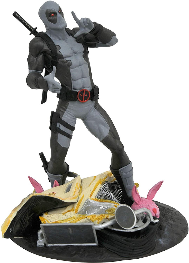 Marvel Deadpool X-Force Uniform Taco Truck PVC Diorama