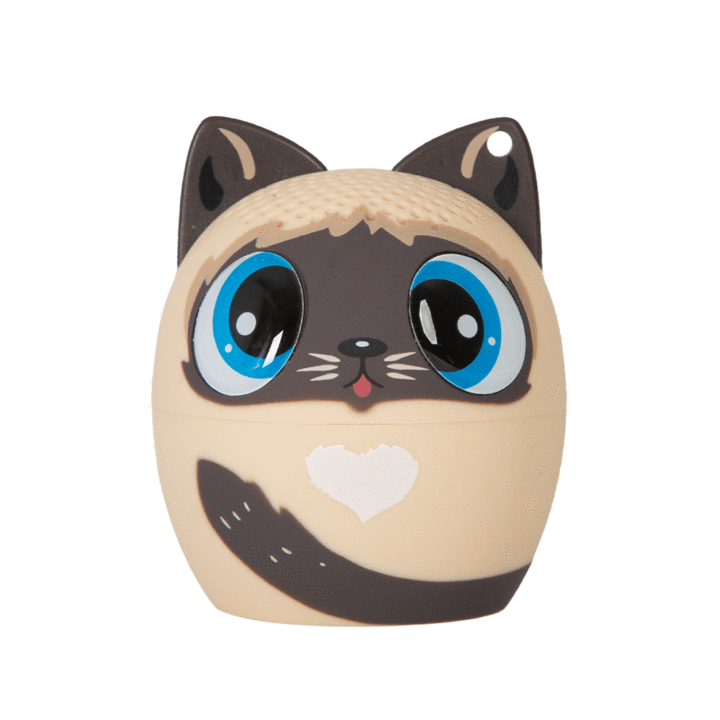 PURRFECT PITCH the Kitty Cat! Pet Audio Speaker