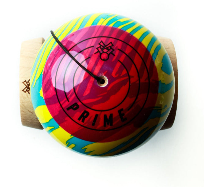 Prime Grain Split 2.0 - CMYK Kendama