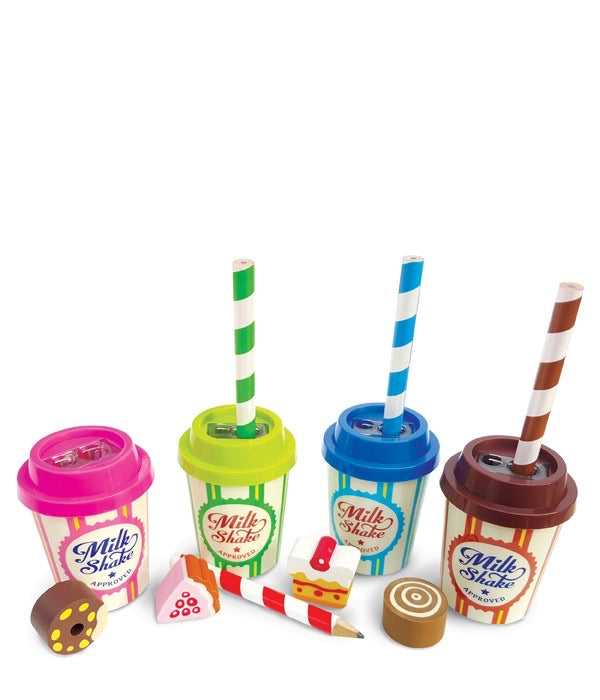 Milk Shake Stationary Set