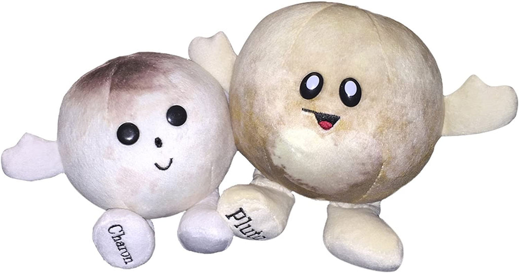 Celestial Buddies Pluto and Charon Buddy