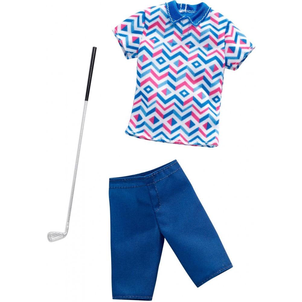 Barbie Ken Golf Fashion & Accessory Pack
