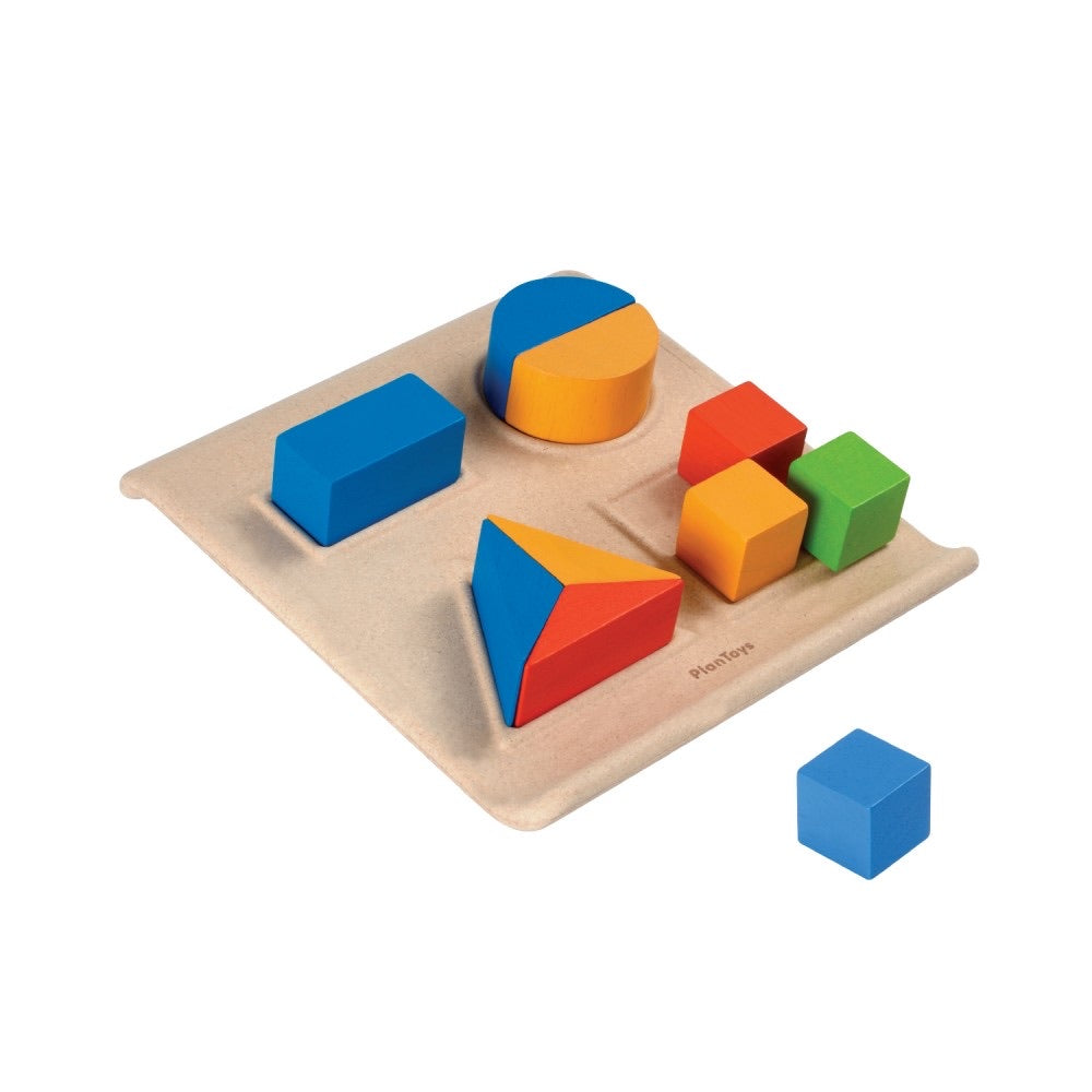 Fraction Fun Blocks
