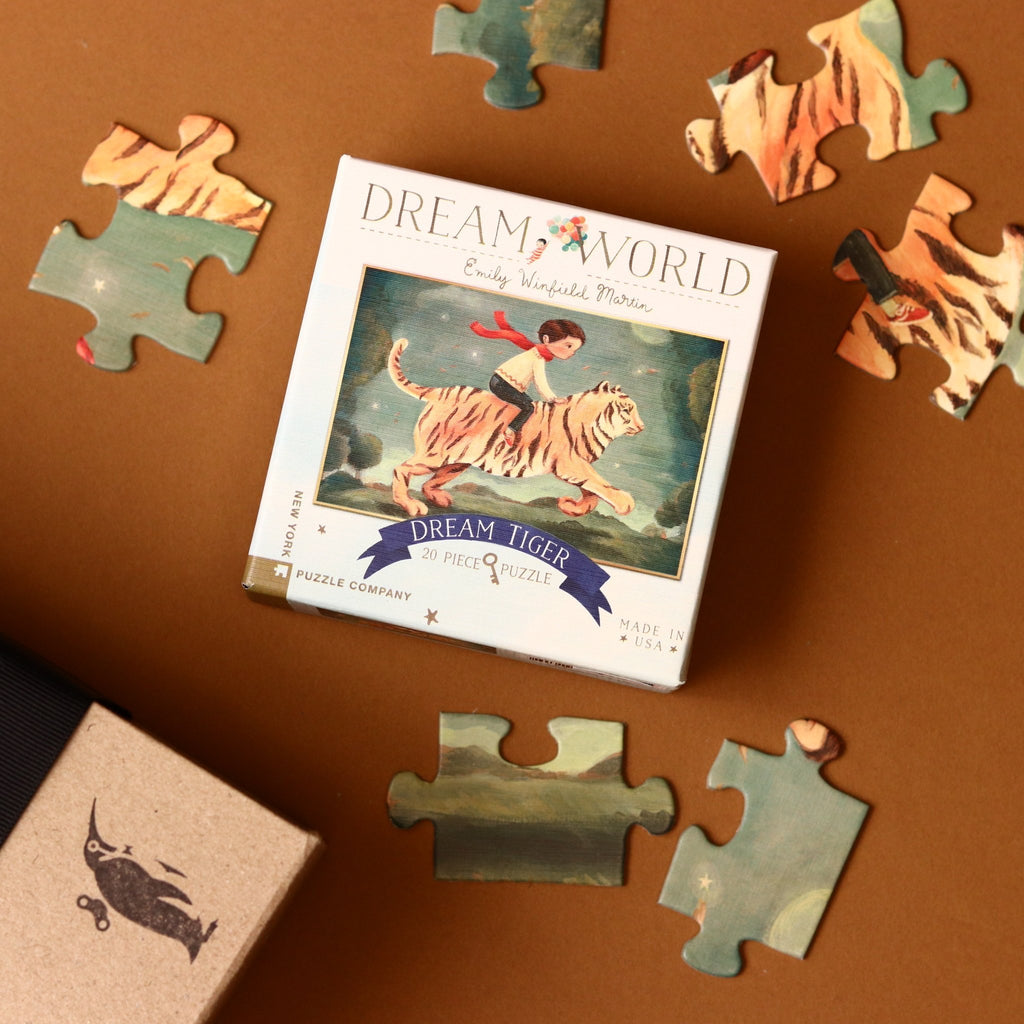 Dream World 20 Piece Puzzles