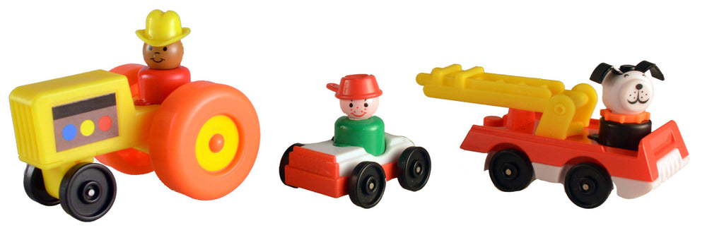 World's Smallest Little People Fisher-Price Vehicle Assortment