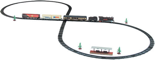20 Piece Classic Train Set